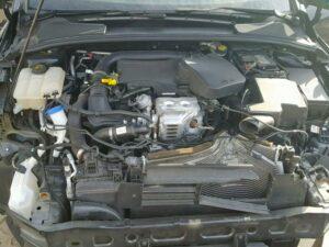 Моторный отсек после дтп в форд фокус из сша