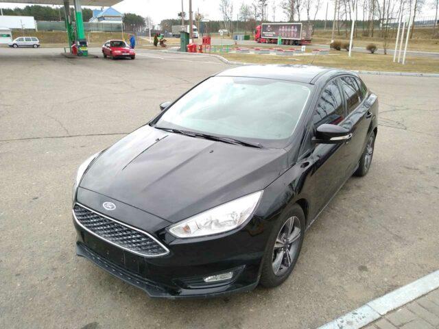 Ford Focus из США