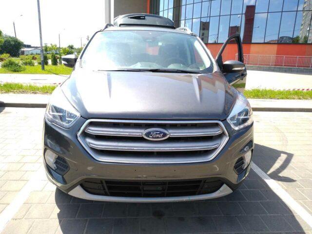 покупка Ford Escape в США