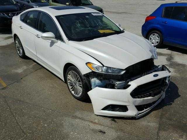 Ford Fusion из США помощь в покупке и доставке