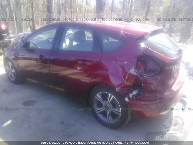 отзыв Ford Focus SE