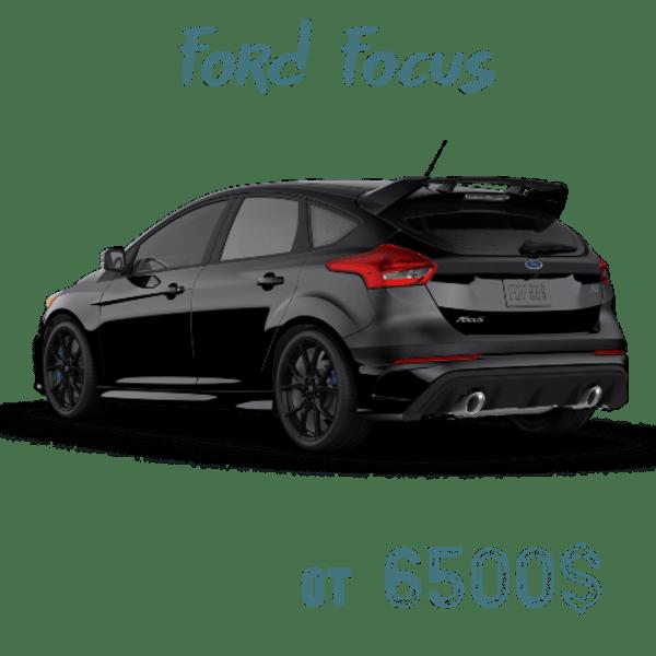 ford focus авто из сша