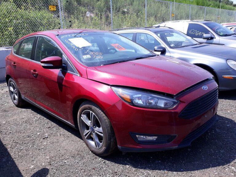 Авто из США Форд Фокус