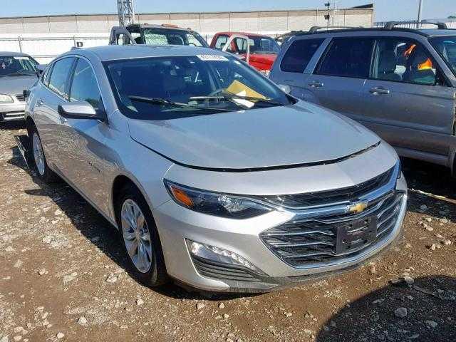 Chevrolet Malibu купить в США