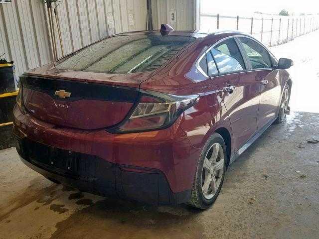 Chevrolet Volt купить в США