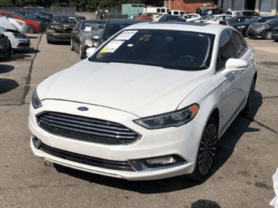 Ford Fusion купить в США