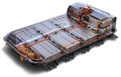Батарея электромобиля