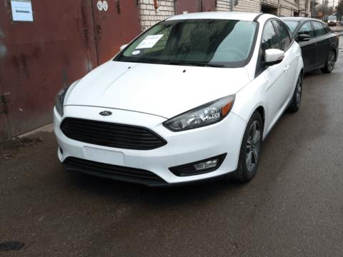 Ford Focus для Михаиила