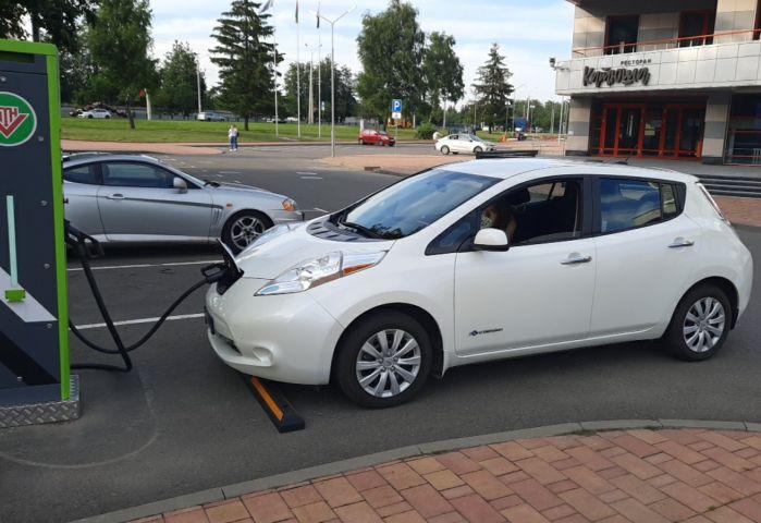 отзыв о Nissan Leaf