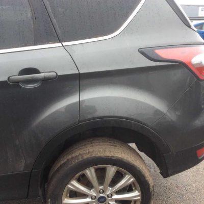Ford Escape из США на аукционе Copart