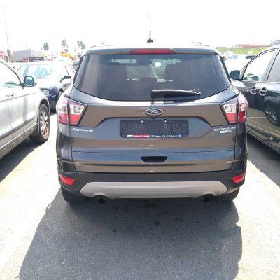 Ford Escape из США фото с аукциона Copart